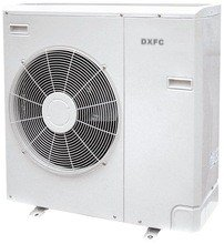 Outdoor-split-air-skraplacz-24,000 do 36,000-BTU