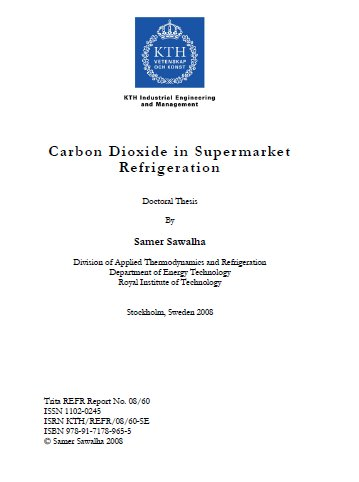 Carbon-Dioxide-in-Supermarket-Refrigeration